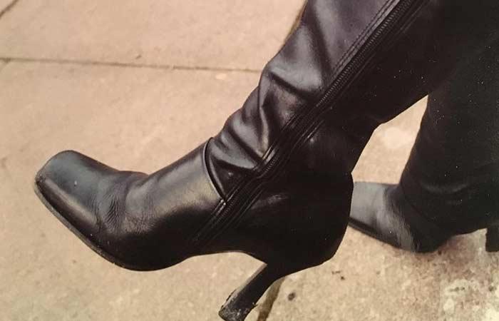 22. High Heeled Boots