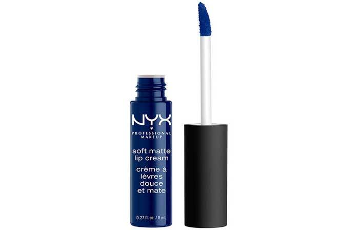 NYX Soft Matte Lip Cream - 22. Moscow Shade