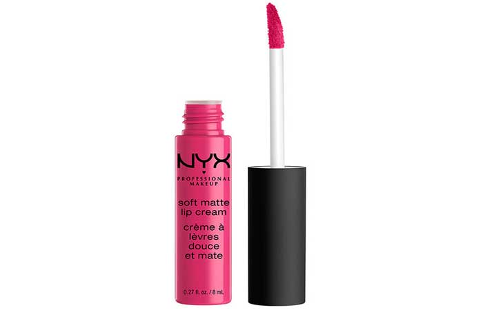 NYX Soft Matte Lip Cream - 23. Paris Shade