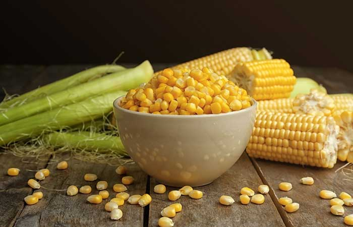 Corn - Foods That Make You Poop