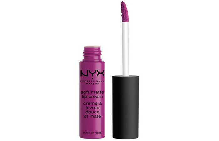 NYX Soft Matte Lip Cream Shades - 28. Seoul