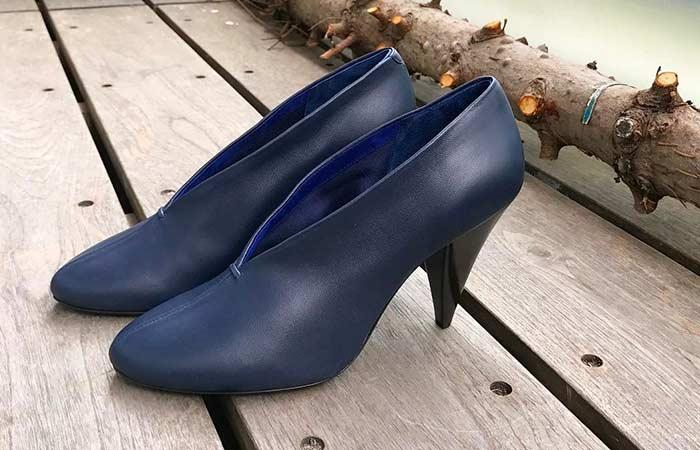 Types Of Heels - Cone Heels