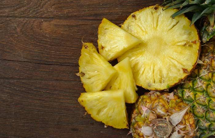 3. Pineapples