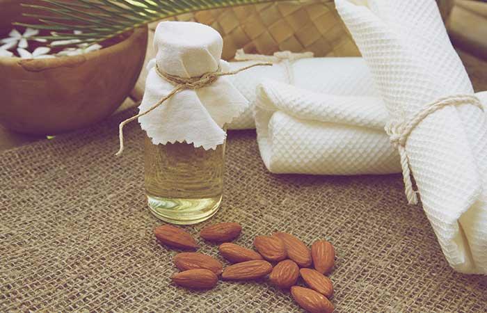 3. Vitamin E Oil