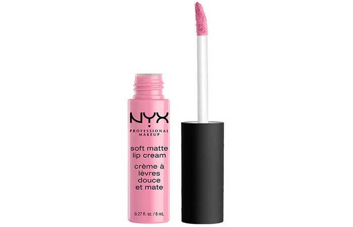 NYX Soft Matte Lip Cream Shades - 30. Sydney