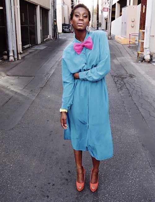 Moda İpuçları - Renk Engelleme Sanatı Ustası