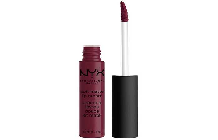 NYX Soft Matte Lip Cream Shades - 33. Vancouver