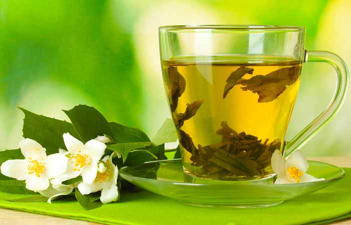 Home Remedies For Kidney Stone Pain - Green Tea