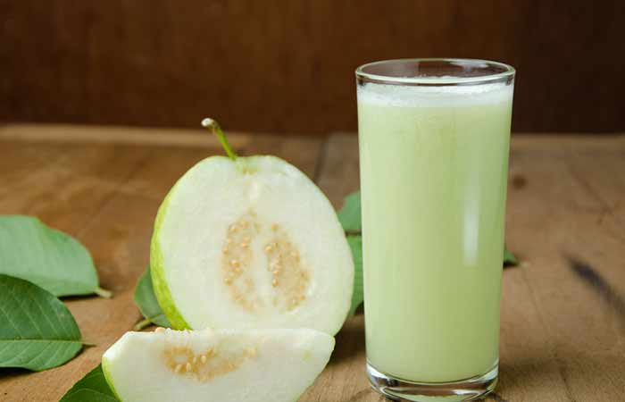 home remedies for dengue fever - Guava Juice