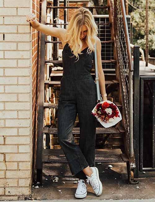 Outfit Ideas For Short Girls - Jumpsuit