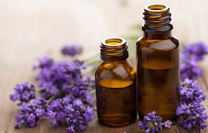 Essential Oils For Sinus Infections - Lavender Oil