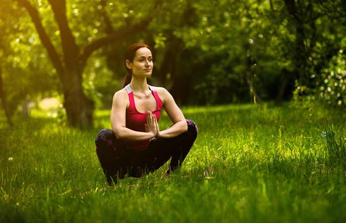 how to get periods faster - Malasana