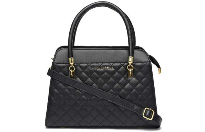 Types Of Handbags - Quilted Bag