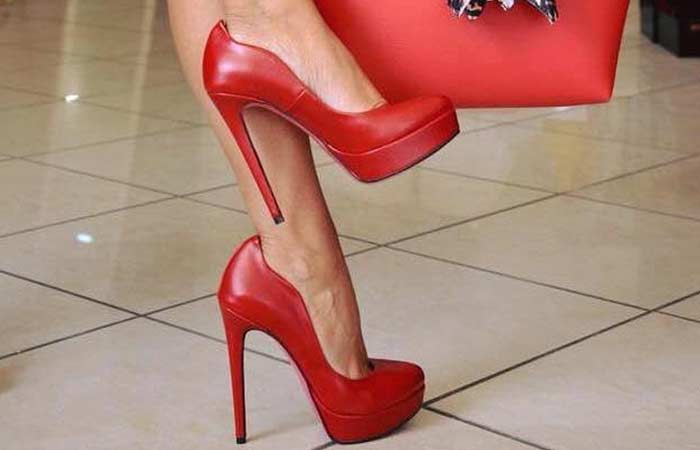 Types Of Heels - Stilettos