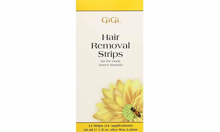 Wax Strips - Gigi Hair Removal Strips
