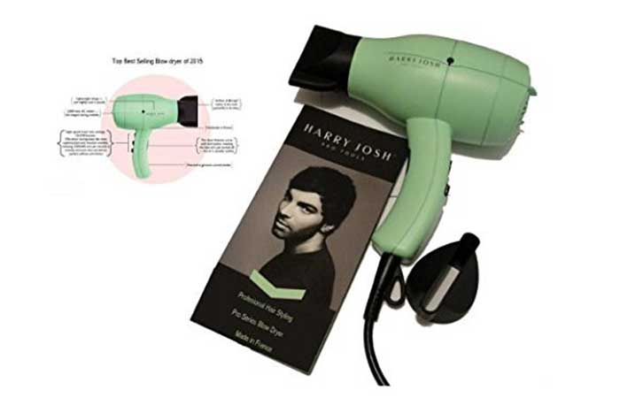 Harry Josh Pro Dryer 2000 - Hair Dryers