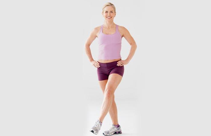 Übungen für den inneren Oberschenkel - Beinfeger