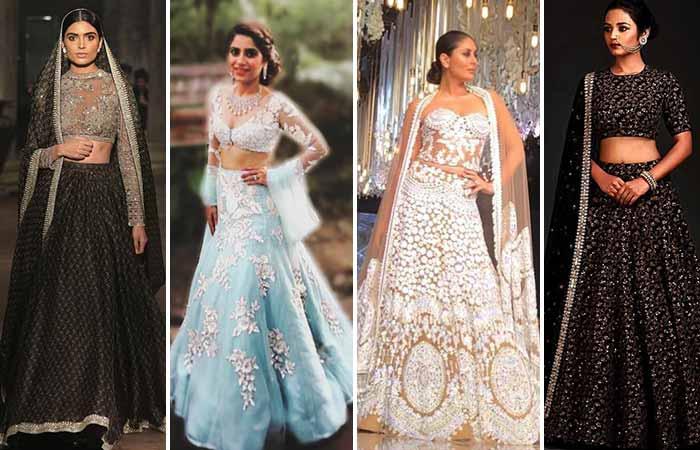 Traditional Dresses - Lehenga Choli