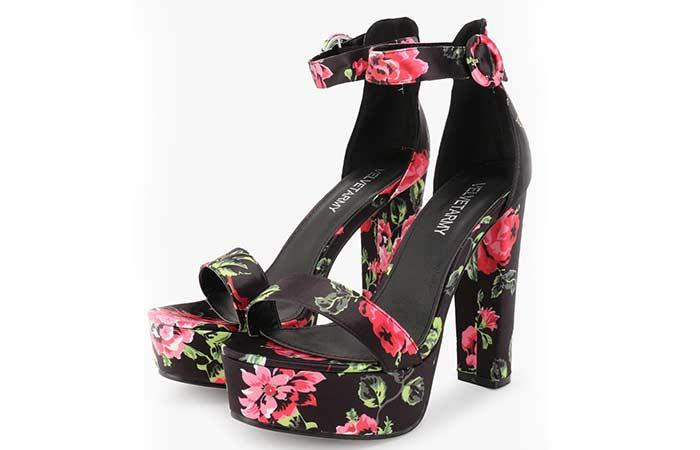 5. Platform Heels