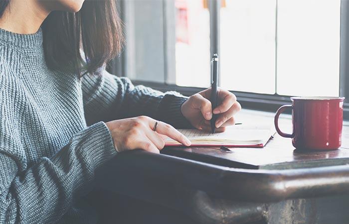 Jealousy In Relationships - Write It Down