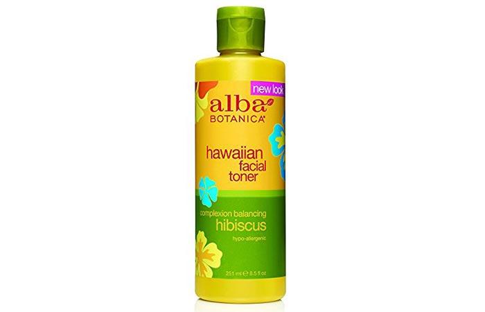 Best Face Toners - Alba Botanica Hawaiian Facial Toner