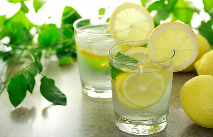 Home Remedies For Kidney Stone Pain - Lemon Juice
