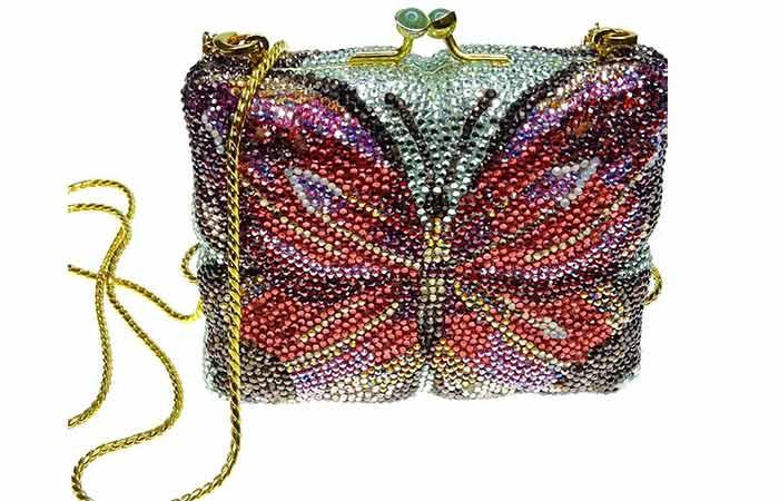 Types Of Handbags - Minaudiere