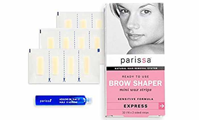 10 best hair removal wax strips of 2018 parissa mini wax strips solutioingenieria Choice Image