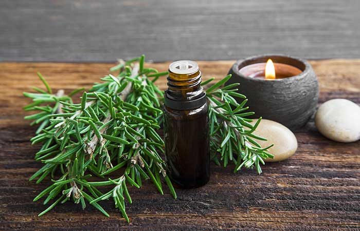 Essential Oils For Sinus Infections - Rosemary Oil