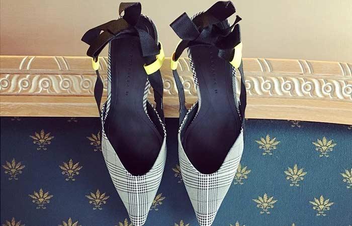 7. Sling Back Heels
