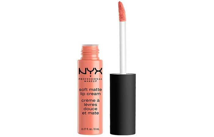 8. NYX Soft Matte Lip Cream Buenos Aires Review
