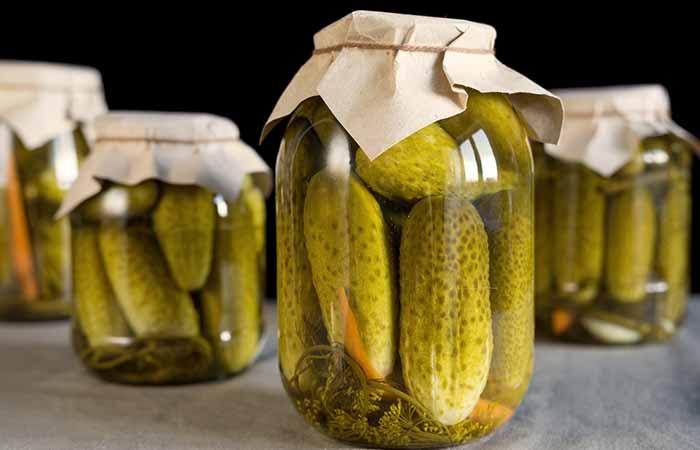 8. Pickle Juice