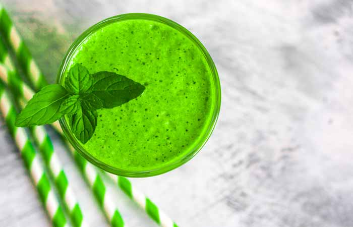 Home Remedies For Kidney Stone Pain - Basil Juice