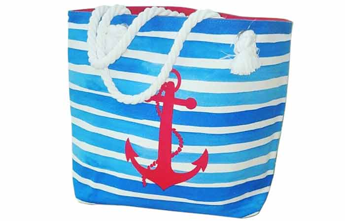Types Of Handbags - Beach Bag