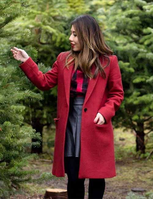 How To Wear A Flannel - Flannel Shirt And A Formal Skirt