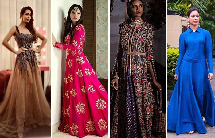 Traditional Dresses - Floor Length Dresses