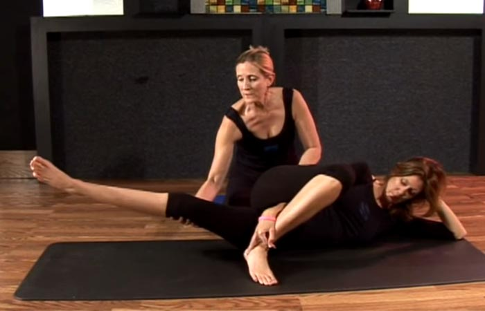 Inner Thigh Exercises - Inner Thigh Circles