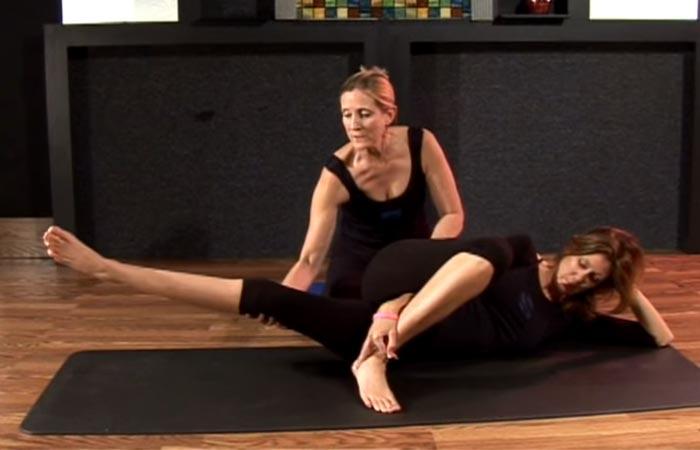Übungen am inneren Oberschenkel - Innere Oberschenkelkreise