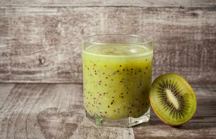 home remedies for dengue fever - Kiwi Juice