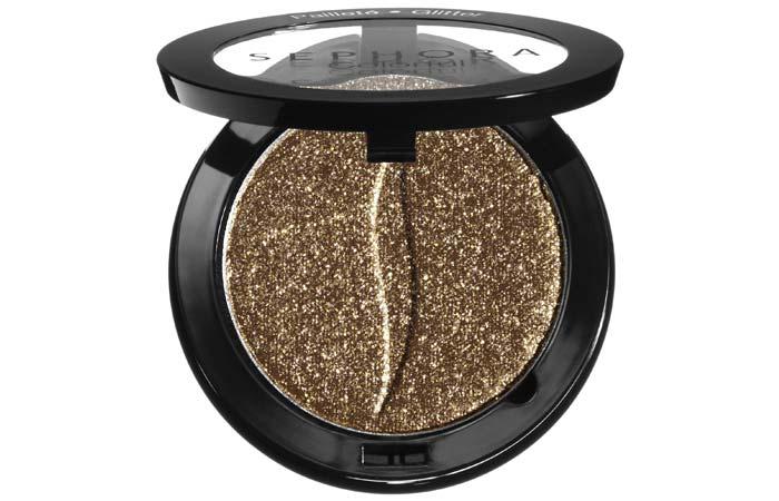 Top Glitter Eyeshadows - 9. Sephora Colorful Eyeshadow