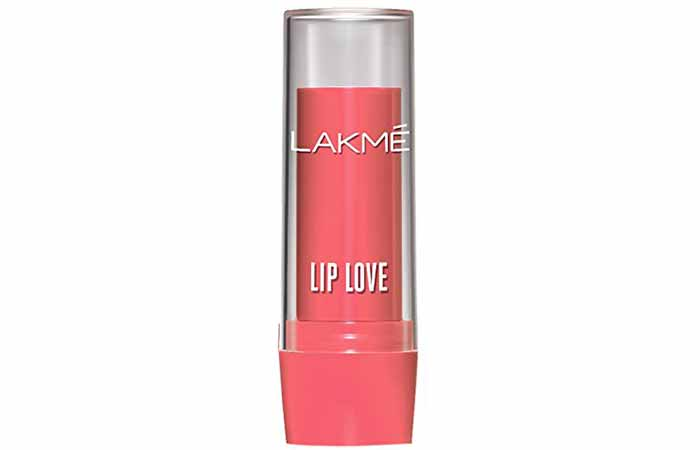 Lakme Lip Love Lip Care Apricot Shade