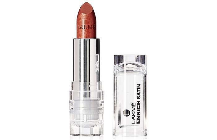 Lakme Enrich Satin Lipstick Colors - B576