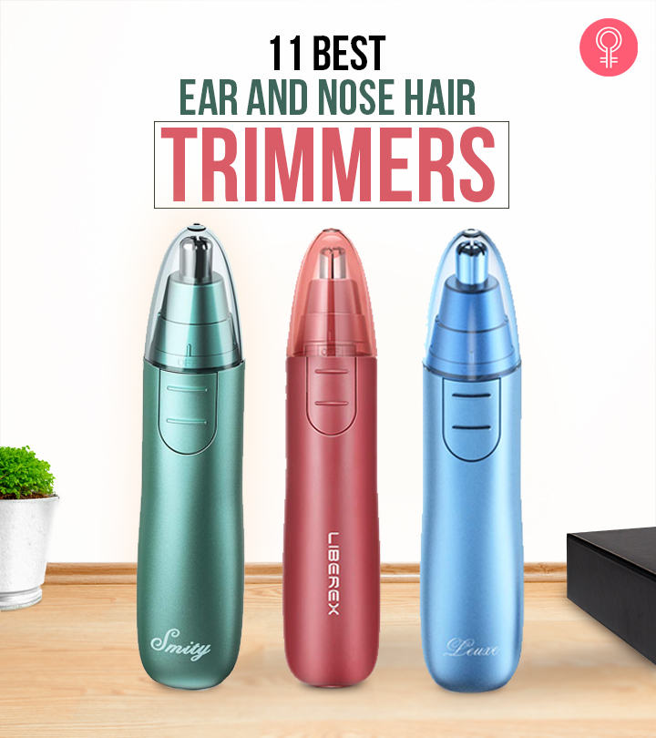 11 Best Ear And Nose Hair Trimmers Of 2020