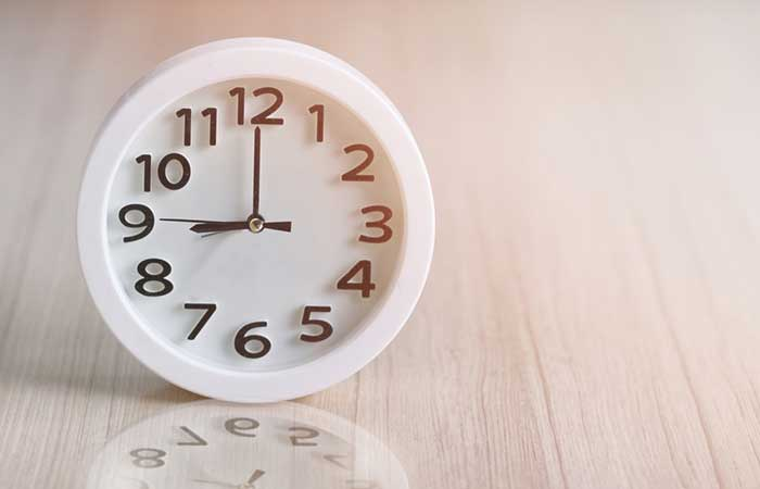 Did You Pop-Out At The Breakfast Hour (Born Between 8 AM – 10 AM)