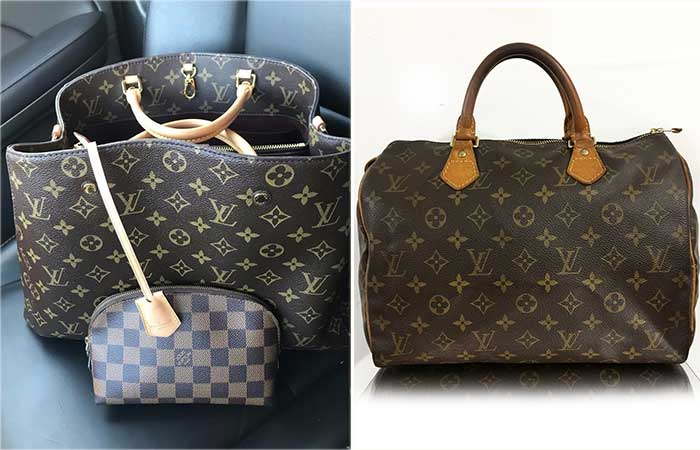 3c23715199b8 How To Tell If A Louis Vuitton Bag Is Real or Not!