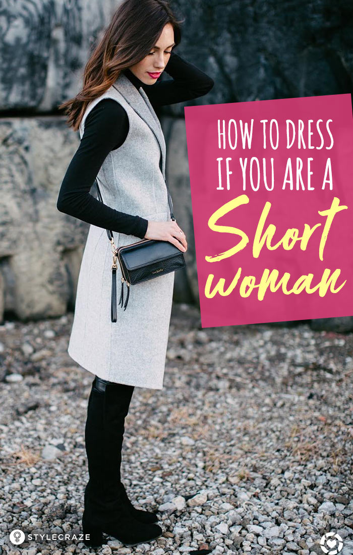 c78395e9c Outfit Ideas For Short Girls - How To Dress If You Are A Petite Or A ...