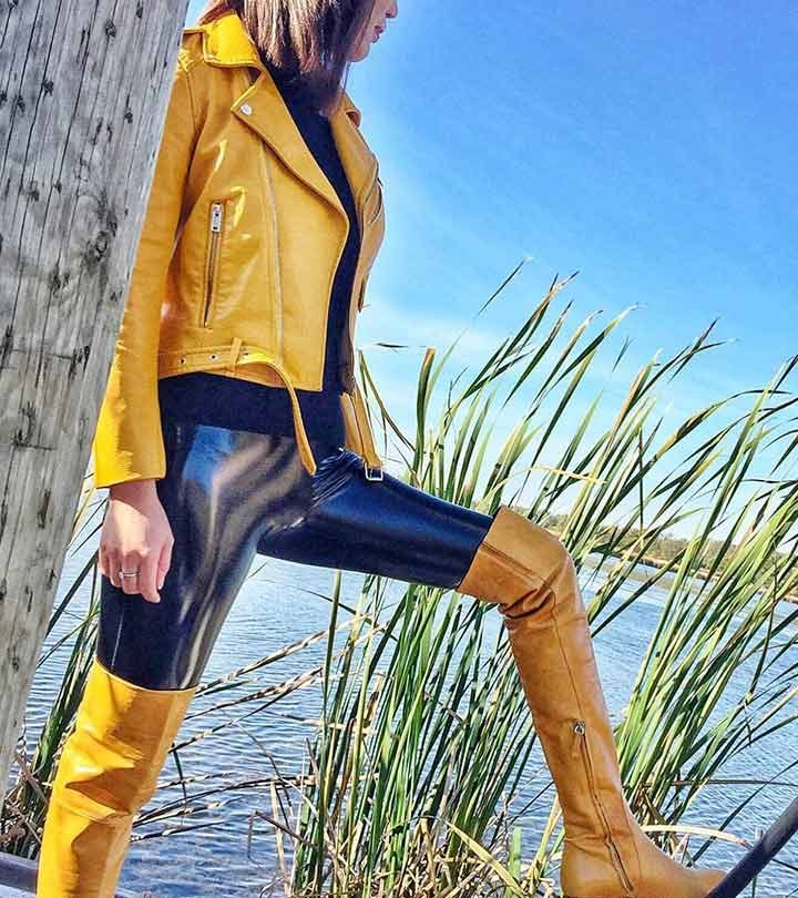 How To Style Knee High Boots – 17 Outfit Ideas