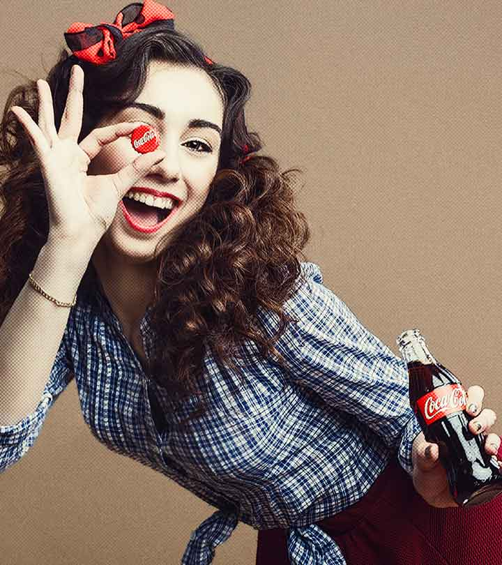How To Use Coca-Cola For Getting Soft, Shiny, And Smooth Hair Within 10 Minutes!