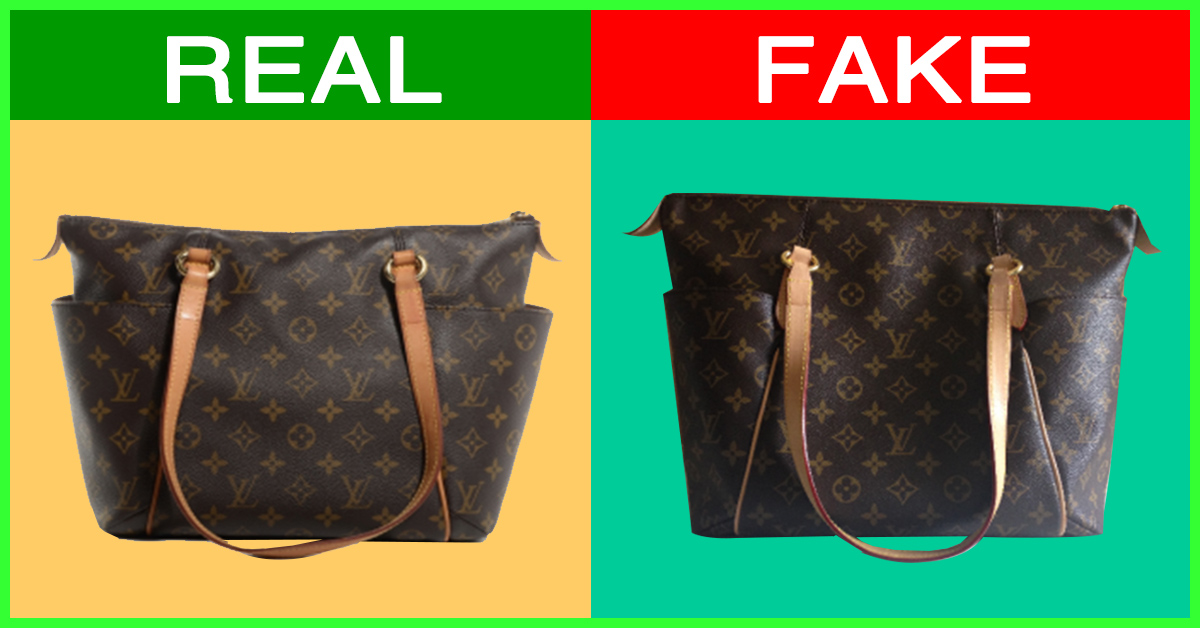 f223f4d563a4 How To Tell If A Louis Vuitton Bag Is Real or Not!