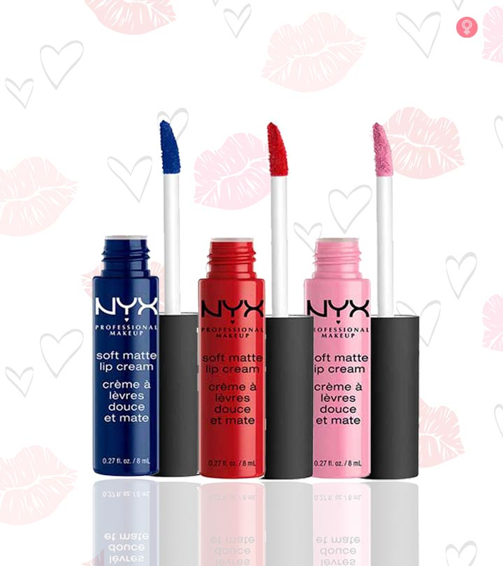 Nyx Soft Matte Lip Cream Review And Shades How To Use It